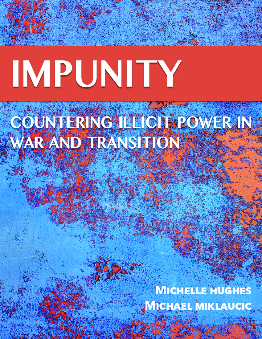Impunity Book Cover