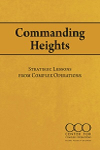 Commanding Heights Book