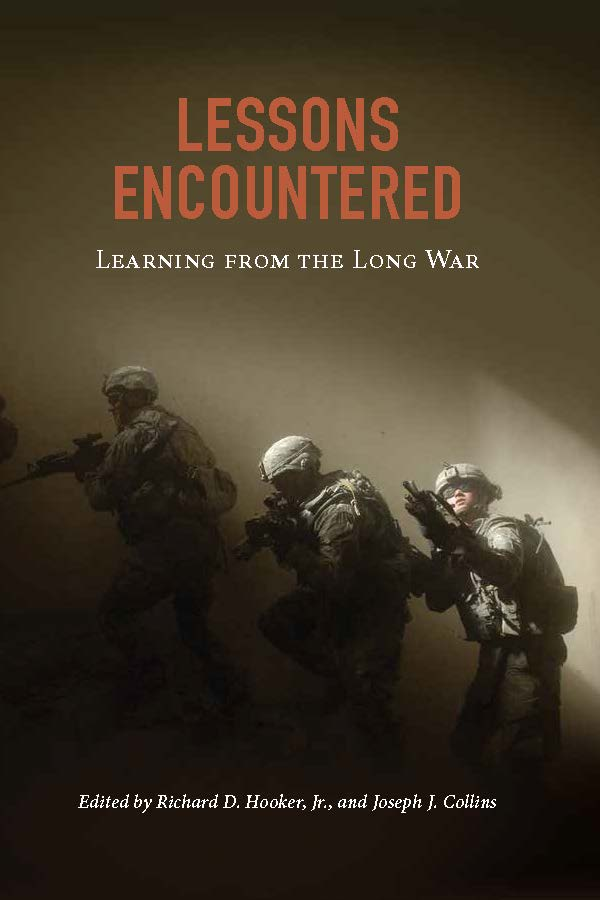 Lessons Encountered Book Cover